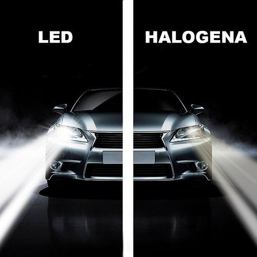 kit led cree h7 6ta. generación 32.000 lumens german technol