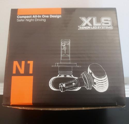 kit led cree n1 h7 h1 h3 9006 psx24 h11  csp 8000 lums full