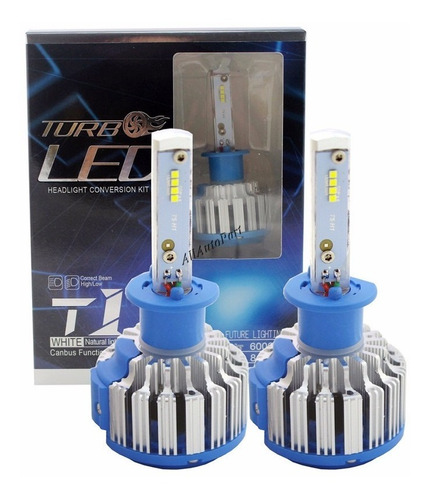 kit led h1 / h3 canbbus 6000k 12v 24v outletnet