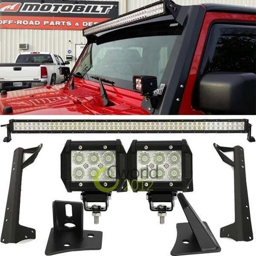 kit led jeep wrangler rubicon unlimited sahara 07 al 2018 ba