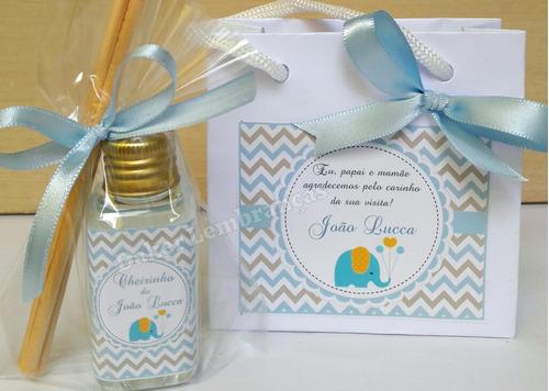 kit lembrancinha maternidade difusor bebê qualquer tema!