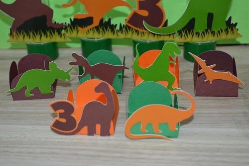 kit lembrancinhas dinossauros