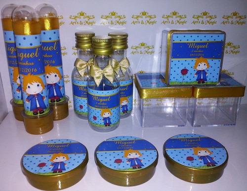 kit lembrancinhas personalizadas o pequeno príncipe