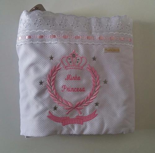 kit lençol de malha  3 peças