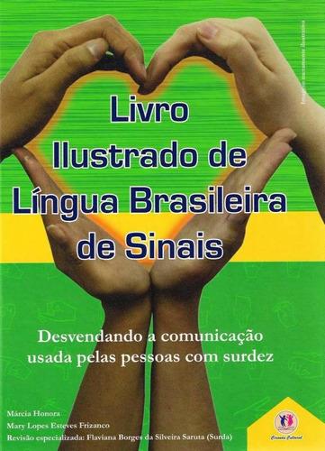kit libras livro ilustrado lingua brasileira sinais promoção