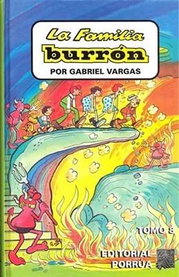 kit libro la familia burron tomo 6,8,11,12 porrua