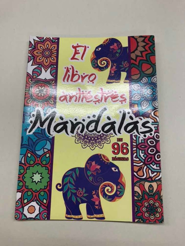 kit libro mandalas o sopa de letras + colores