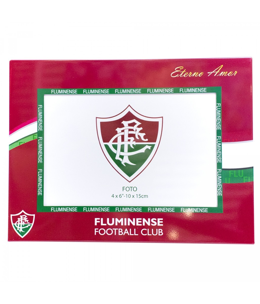 Kit Licenciado Fluminense Copo Porta-retrato Chaveiro - R  45 b836ac032659a
