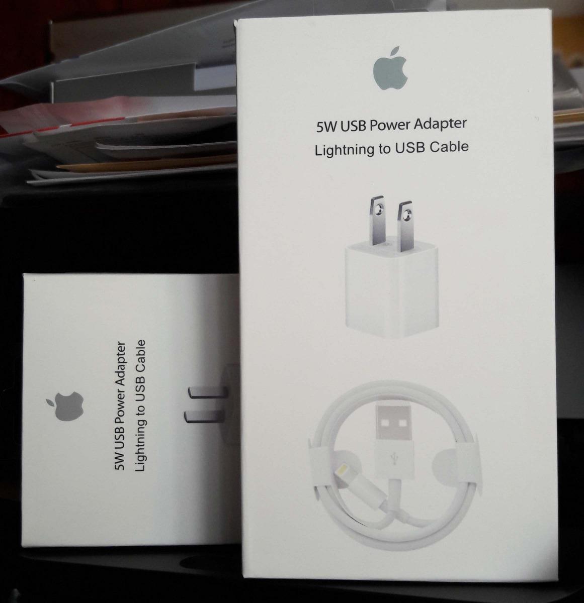 56e3fd59372 Kit Lightning 2 En 1 Para iPhone iPad Foxconn Original - $ 349.00 en ...
