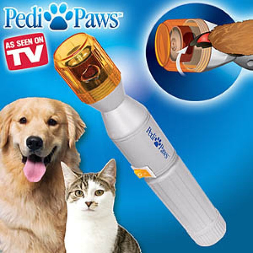 kit limador de uñas para mascotas pedi paws manicure