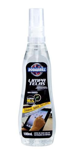 kit limpa telas rodabrill*oferta* celulares,tv's,tablet (un)