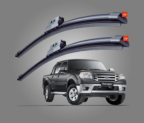 kit limpador diant.palheta silicone ford ranger até 2012