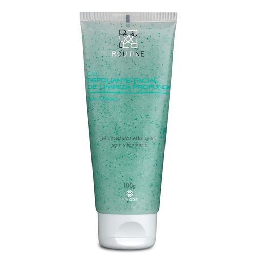 kit limpeza de pele oleosa + protetor solar - routine hinode
