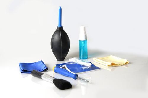 kit limpeza para câmeras