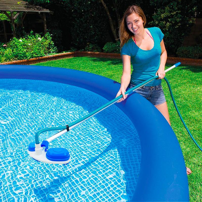 64b4d8379f236 kit limpeza piscina inflável intex bestway cabo aspirador. Carregando zoom.