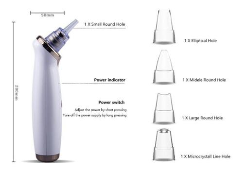 kit limpiador facial poros removedor puntos negros clicshop
