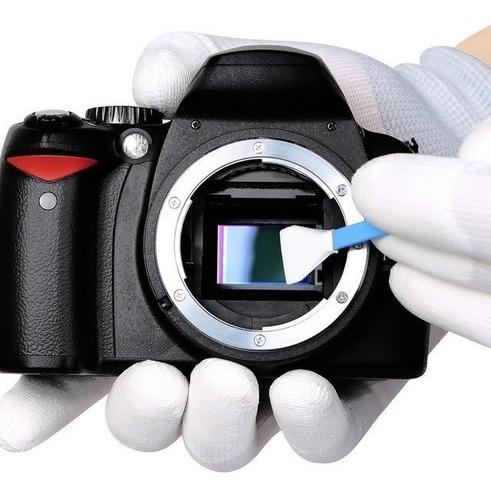 kit limpieza cámara reflex mirrorless aps-c set vsgo limpiar