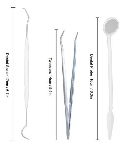 kit limpieza dental cuidado bucal higiene dentista dientes