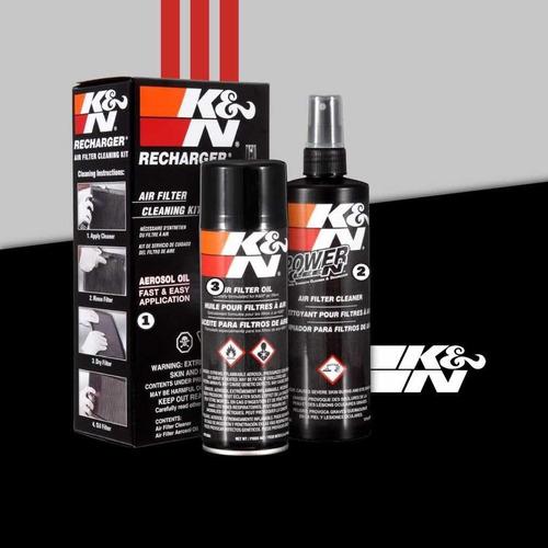 kit limpieza k&n - extreme parts