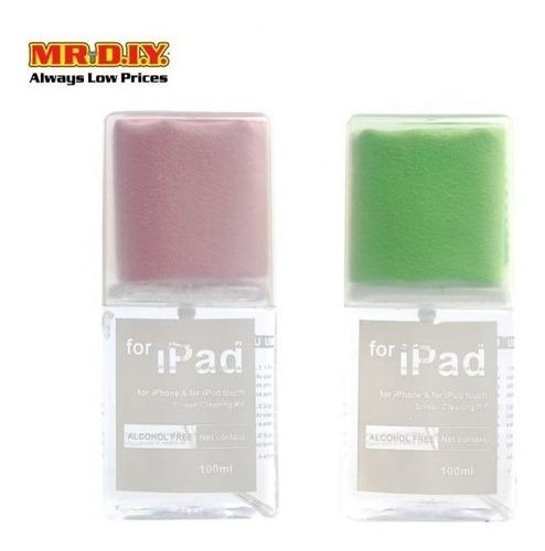 kit limpieza pantallas celular lcd notebooks ipad kcl-1068