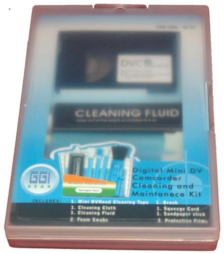 kit limpieza para