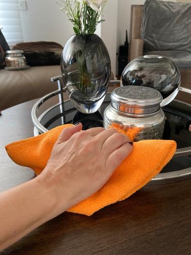 kit limpieza superficies delicadas microfibras laffitte home