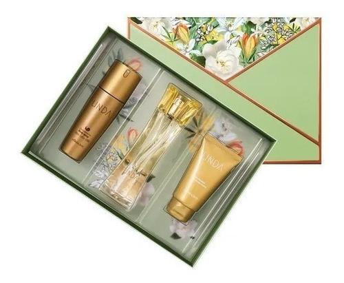 kit linda boticário - edição especial
