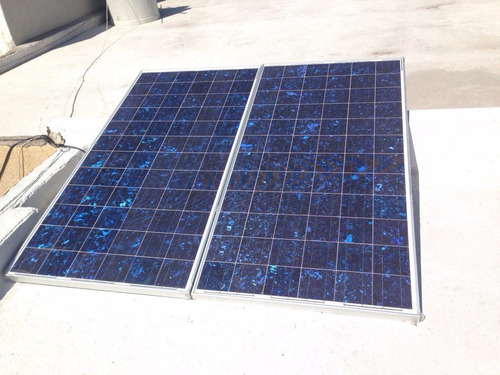 kit listo para instalar de panel solar 310 watts