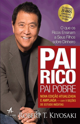 kit livro pai rico pai pobre + livro adeus aposentadoria
