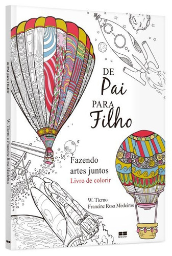 kit - livros de colorir