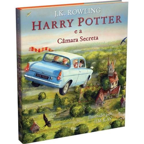 kit livros harry potter - criança amaldiçoada + ilustrados !