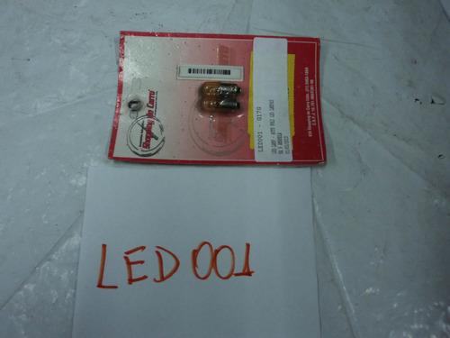 kit lâmpada 69 (amarela) led001