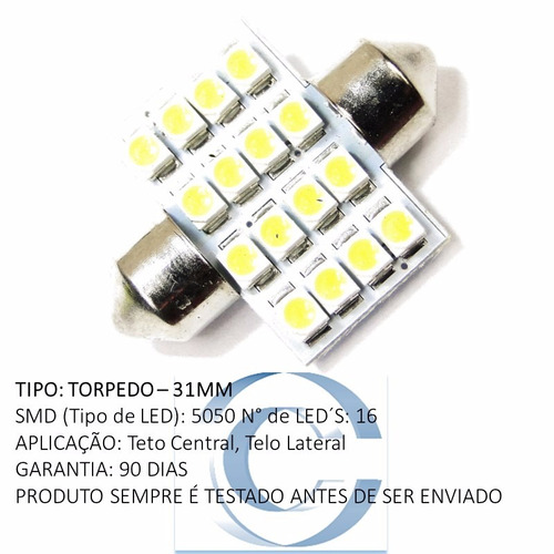 kit lâmpada led honda new civic 2009 2010 2011 2012 2013 14