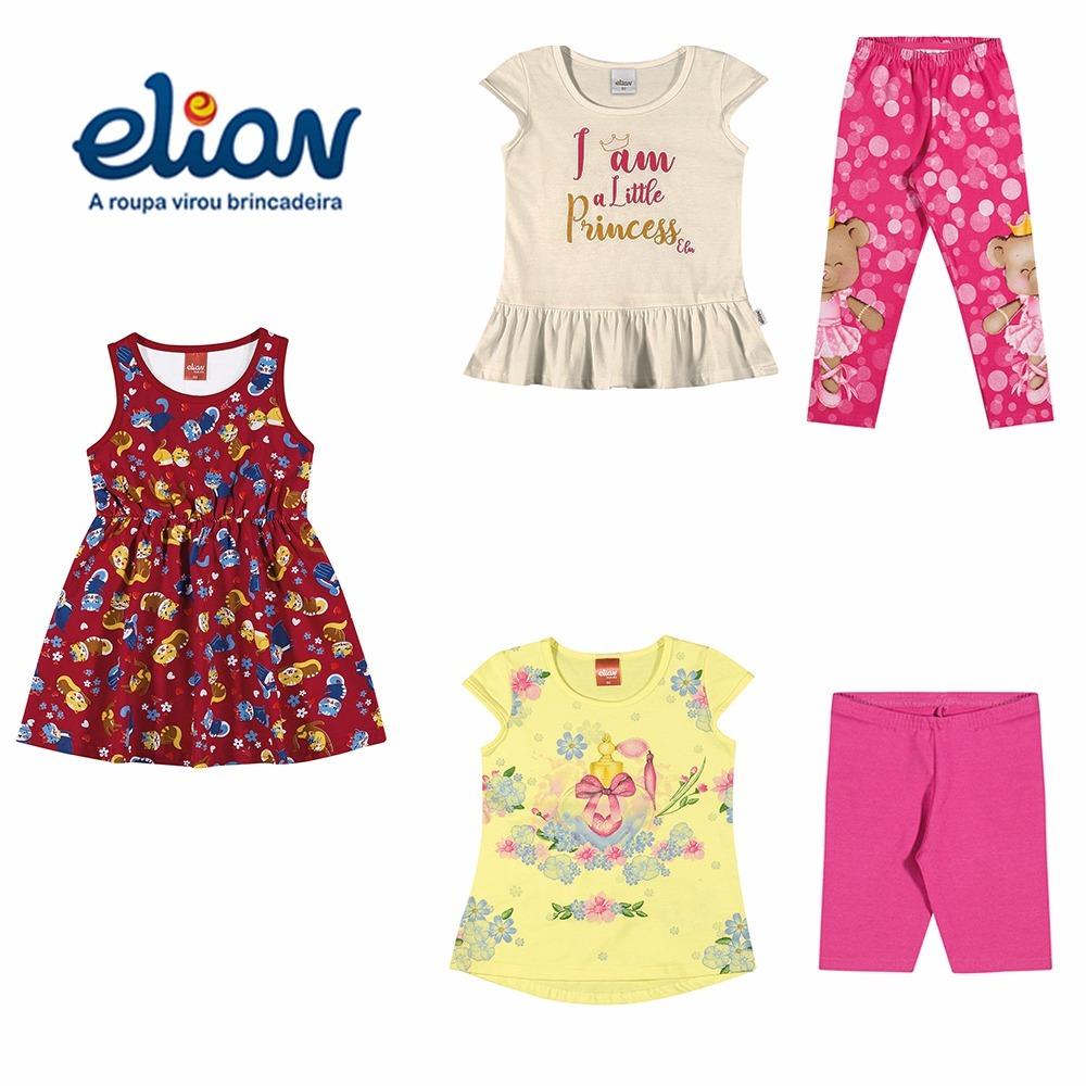 9c03a4538 ... roupas infantil menina elian 01 a 03 anos. Carregando zoom.