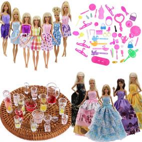 af4a200b0 Kit Bolsas Para Barbie no Mercado Livre Brasil