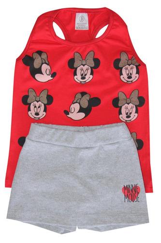 kit lote roupa infantil 10 conjuntos feminino tam pmg 1ao6