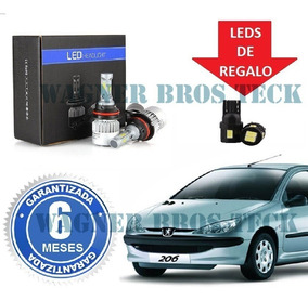 16 Cree Kit No O 000 Xenon Led Lms H1 Peugeot Luces H4 206 hrxBdtQCso