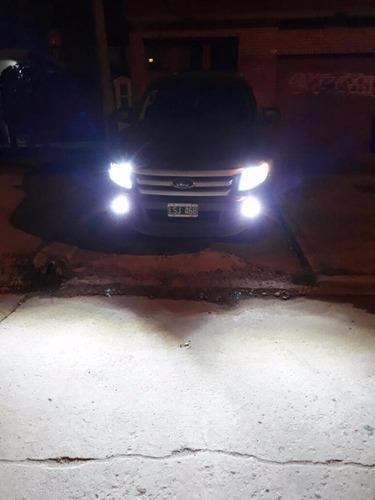 kit luces led cree vw fox 16.000 lumenes no xenón promo