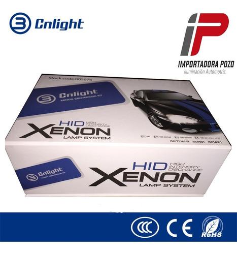 kit luces xenon  ac garantia 12 meses original ollo cnlight