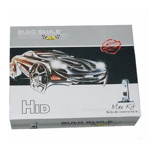 kit luces xenon hid balastras slim corriente alterna real