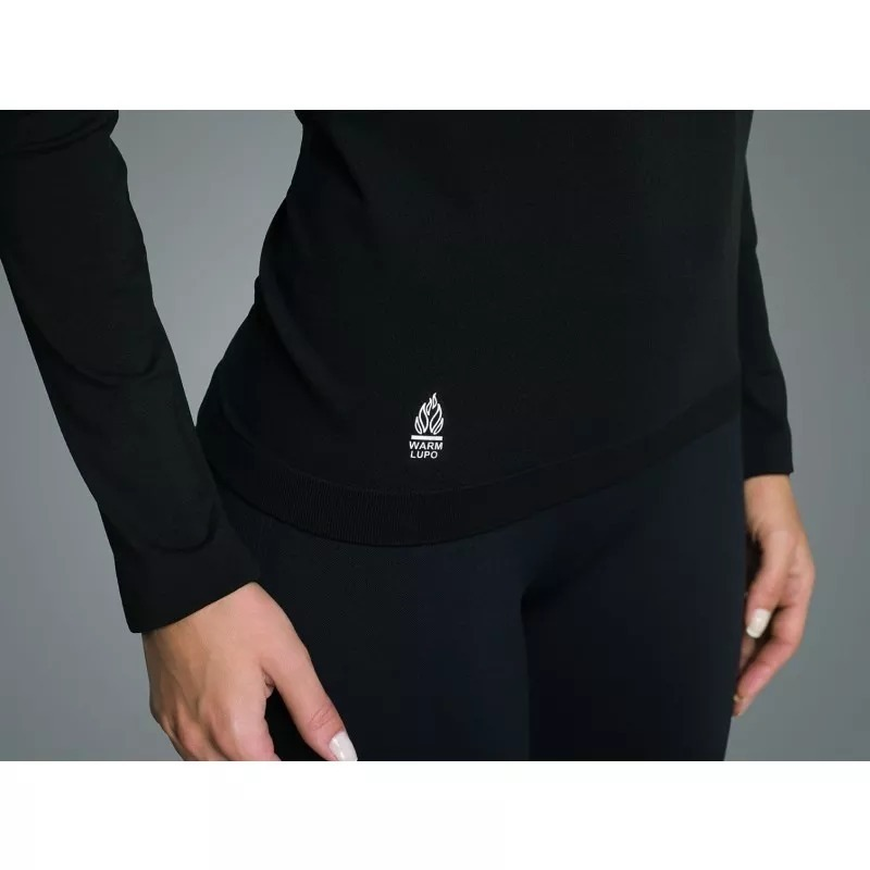 kit lupo feminino manga longa warm+calça térmica compressão. Carregando zoom . 2579a5aab556e