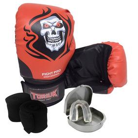 1ff179545 Luva E Bandagem Kickboxing - Esportes e Fitness no Mercado Livre Brasil