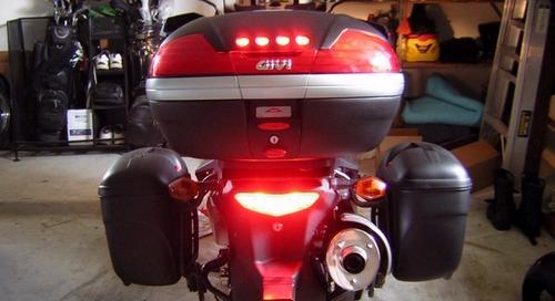 kit luz de stop e105s para caja givi v46
