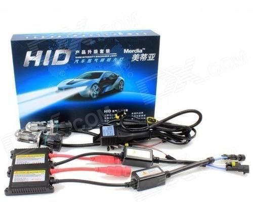 kit luz xenon h4