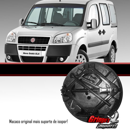 kit macaco fiat doblo original