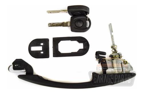 kit maçanetas portas dir s/ch cilindro ignição saveiro g3 g4