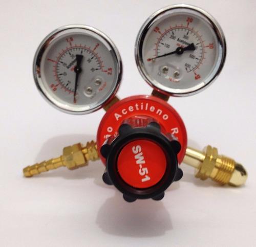 kit maçarico solda 200+regulado oxigênio+regulado acetileno