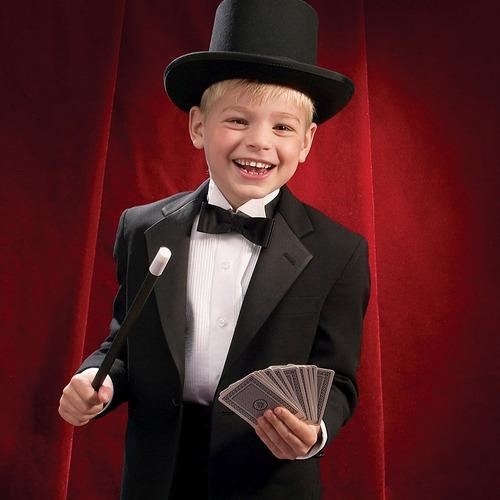 kit magia para niños adultos +40 trucos diferentes set magic