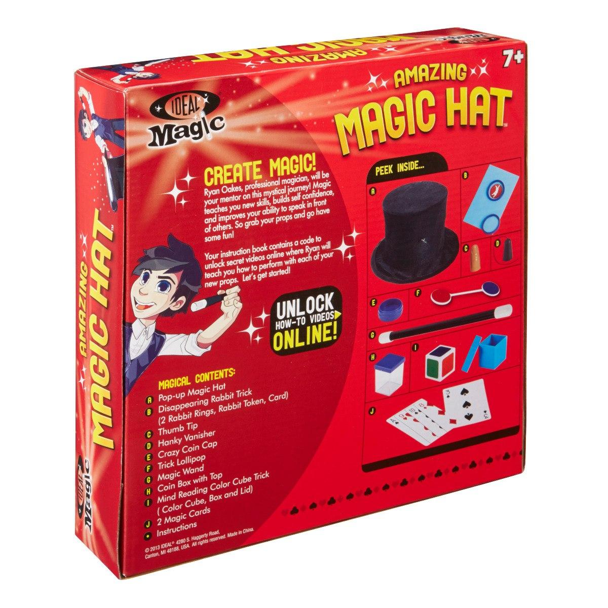 Kit Magia Para Niños Adultos +75 Trucos Diferentes Set Magic ... 79fa50faaad