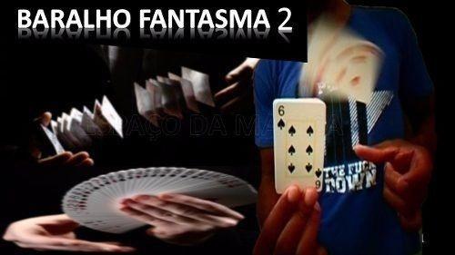 kit mágica iniciante 5 baralhos e parafuso magico